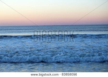 Sunrise at Hampton Beach