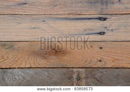 Light brown and gray pallet wood