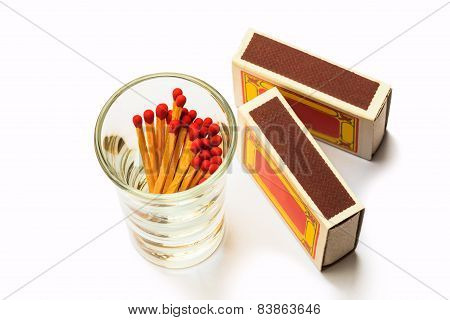 Matches And Matches Box