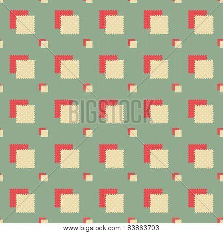 fabric scraps pattern