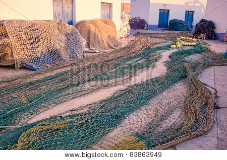 Fishing Nets For Repair