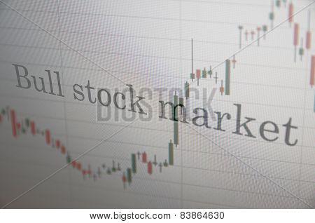 Bull stock market