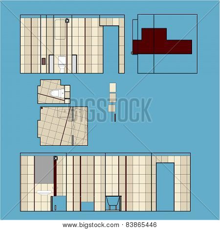 04_drawing Room Walls.eps