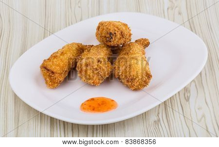 Fried Prawn Tempura