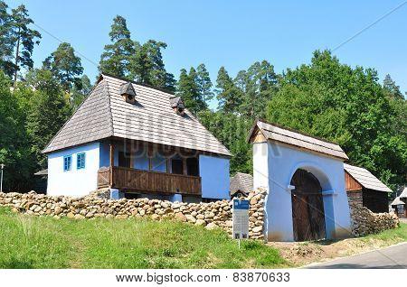 Sibiu Ethno Museum House