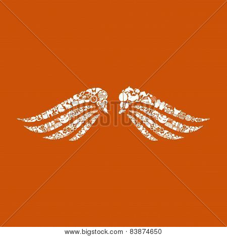 wing icon