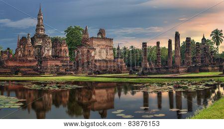 .sukhothai Historical Park