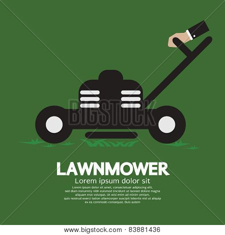Lawnmower.