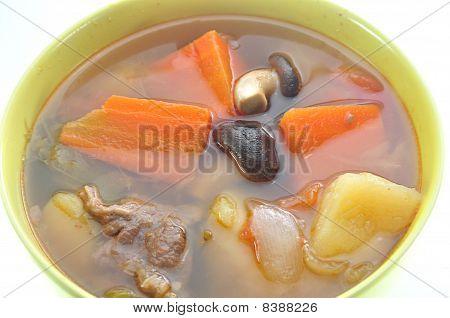 Beaf Soup Food