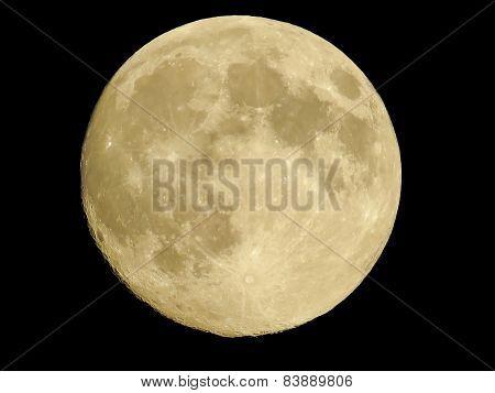 Full round moon