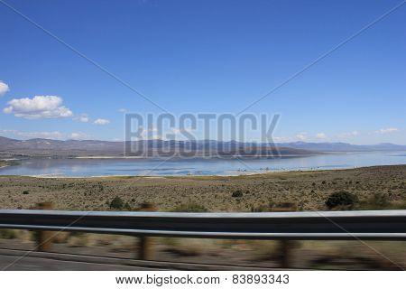 Natural Scenery Around Mammoth Lakes