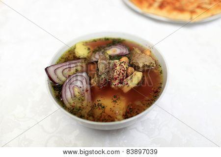 Asian Piti Soup