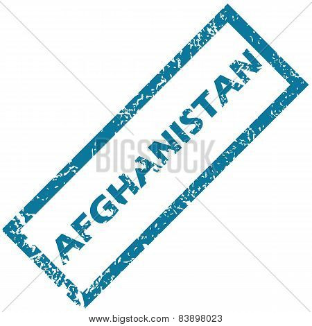 Afghanistan rubber stamp