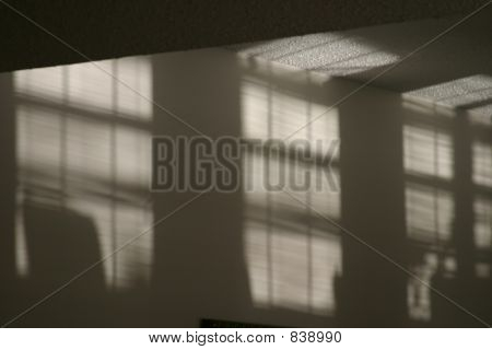 Multi window shadow