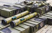 foto of flamethrower  - Kiev - JPG