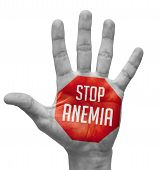 picture of stop fighting  - Stop Anemia  - JPG