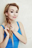 picture of braids  - Hairstyle - JPG