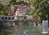 picture of argo  - Traditional Orthodox Greek church at Kefalari - JPG
