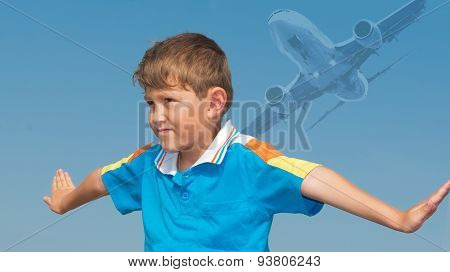 Children Dream Of Flying_