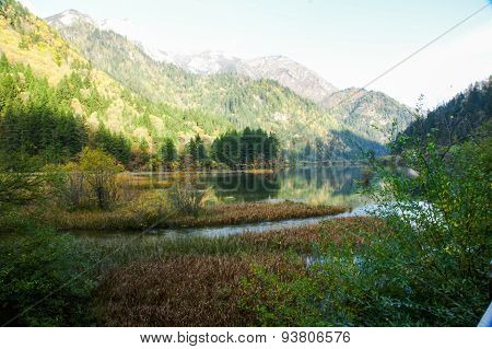 Jiuzhaigou, Sichuan, China