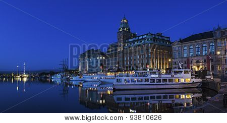 Night in Stockholm