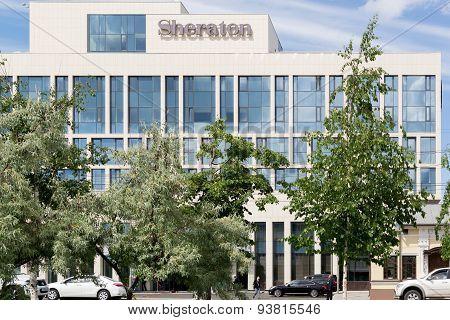 The Sheraton Hotel In Ufa