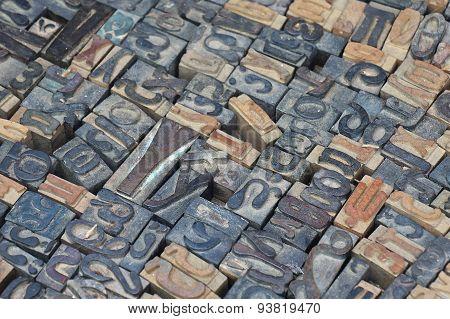 Printer Letters