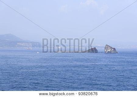 Hyeongjeseom Island In Jeju