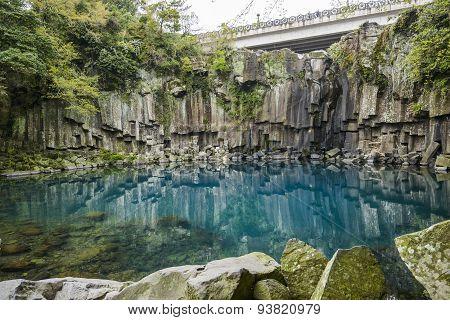 Cheonjeyeon No. 1 Cascade