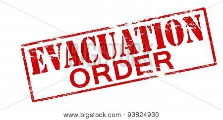 Evacuation Order