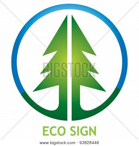 Ecological Sign