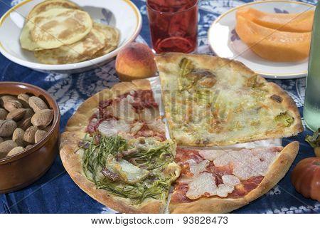 Italian Artisan Pizza