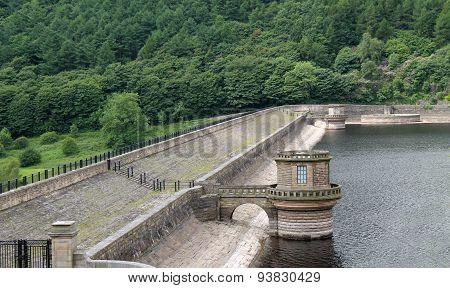 Reservoir Earth Dam.