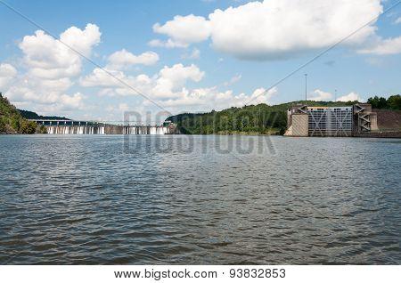 Bankhead Lock And Dam