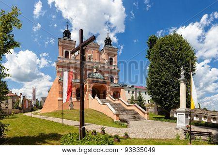 Sanctuary In Radecznica