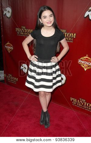 LOS ANGELES - JUN 17:  Landry Bender at the