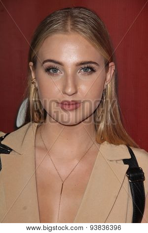 LOS ANGELES - JUN 17:  Veronica Dunne at the
