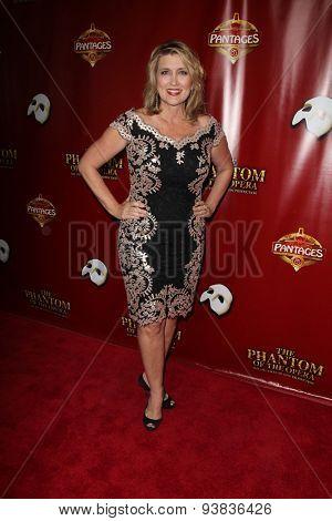 LOS ANGELES - JUN 17:  Wendy Burch at the