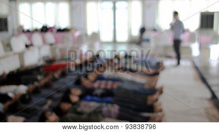 Workshop Training On Seminar