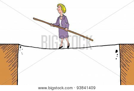 Confident Balance