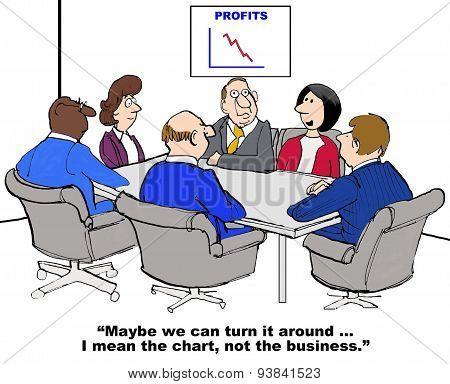 Turn Business Around