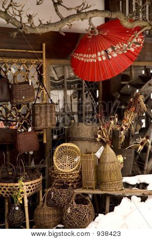 Asian Baskets And Shop