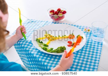Healthy Lunch For Children
