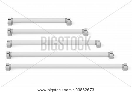 Fluorescent Tube Compact Lamps