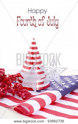 Patriotic Party Decorations For Usa Events