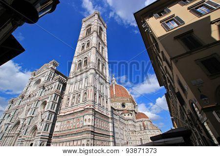 Exterior Of Basilica Of Santa Maria Novella