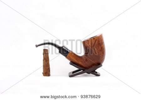 Cigar and pipe