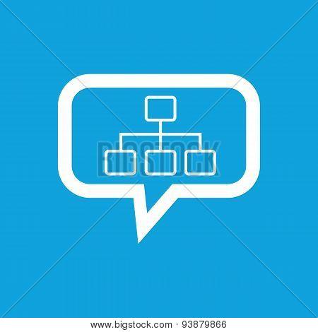 Scheme message icon