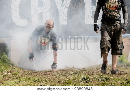 Tough Mudder 2015: Eye-watering Cry Baby