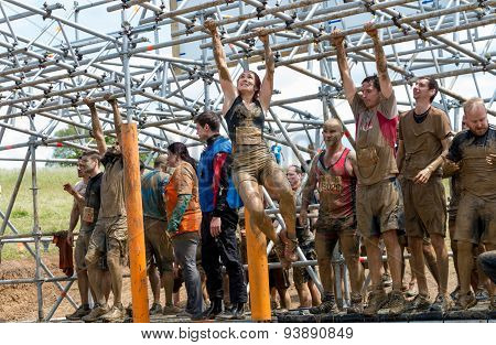 Tough Mudder 2015: Funkey Monkey